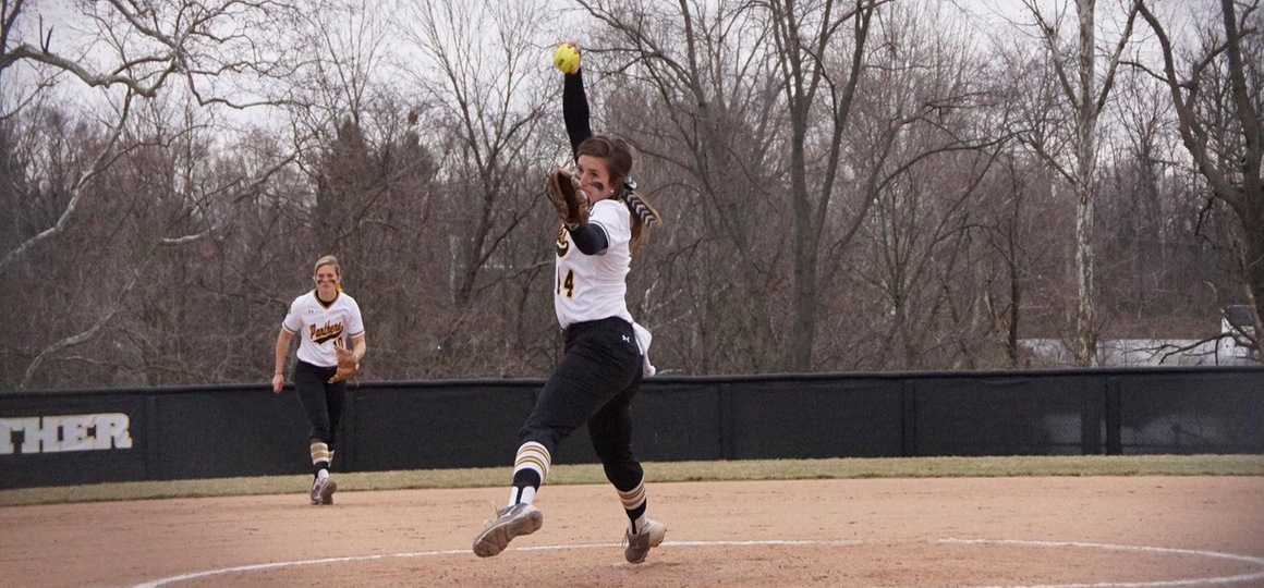 Pitching Dominates as Softball Sweeps Tiffin