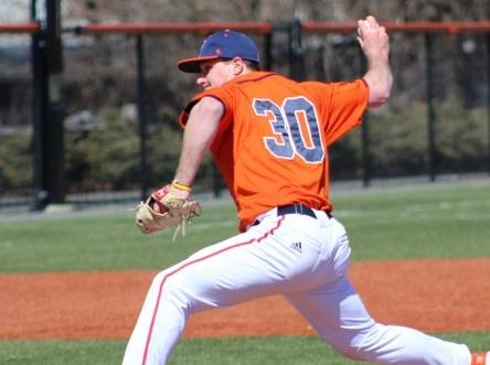 Salem State Earns Split With Brandeis