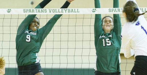 Ikenegbu's Career Night Leads USC Upstate to Thrilling 3-2 Win over Campbell