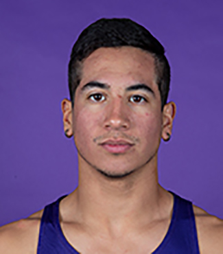 Garrett Silva, Whittier, Men's Field