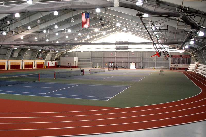 History And Significance: As Early As 1925, An Athletic Building For Indoor  Exercise Was Proposed By The Board Of Mangers. By 1953, A New Fieldhouse  Had ...