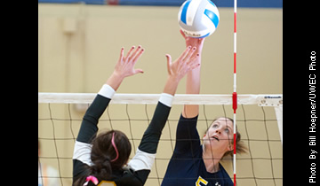 Blugold Volleyball Captures WIAC Co-Championship
