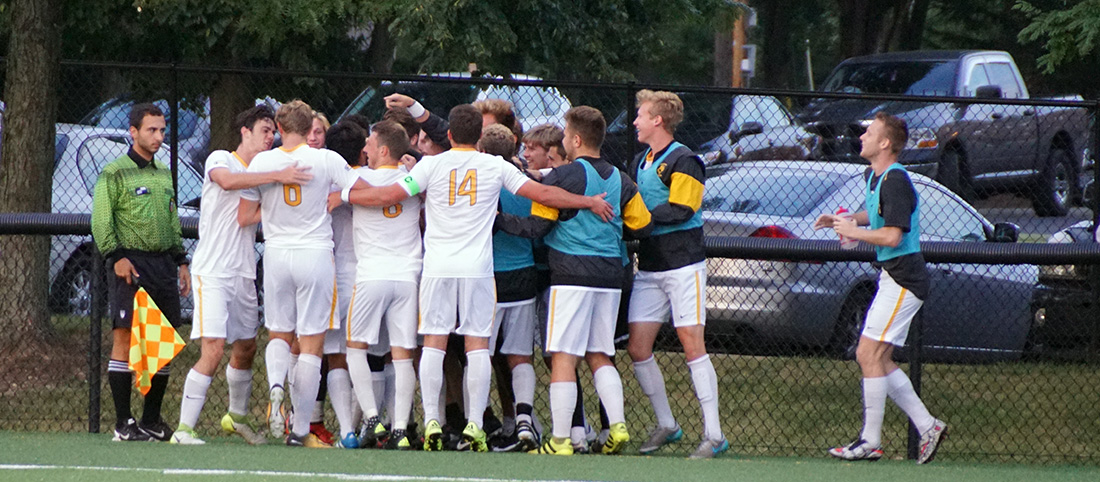 Men's Soccer Kicks Off Season Thursday