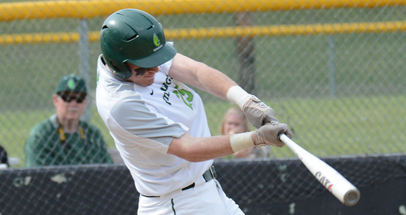 Junior Kyle Short had both of Wilmington's RBI Sunday in their losses to Heidelberg. (Wilmington file photo)