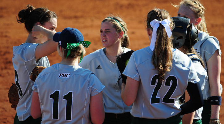 Bobcat Softball Moves Sunday's Games to the Peeler Complex