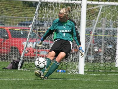 Senior Erin Herd Named Northeast Conference Women's Soccer Defensive Player of the Week