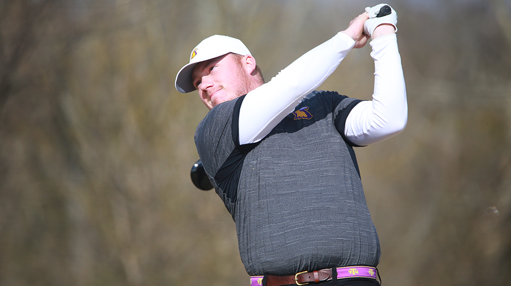 Golden Eagles surge up leaderboard following second round of Bobby Nichols Intercollegiate