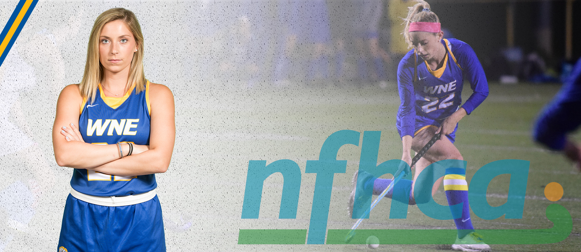 Lana Felice Collects NFHCA All-Region Honors