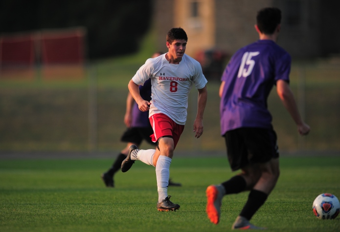 Men's Soccer Plays to 1-1 Draw at Scranton