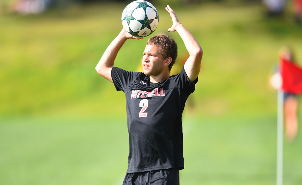 Men's Soccer Gets First Conference Win vs. SVC