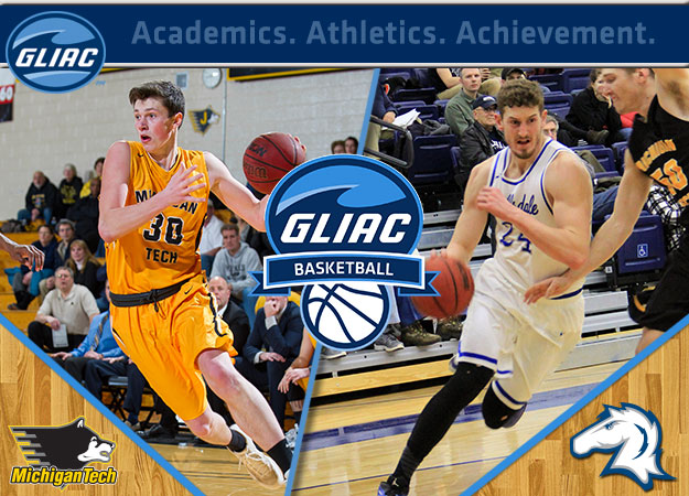 Hillsdale's Cooper Named GLIAC Men's Basketball Player of the Year; All-GLIAC Teams Announced