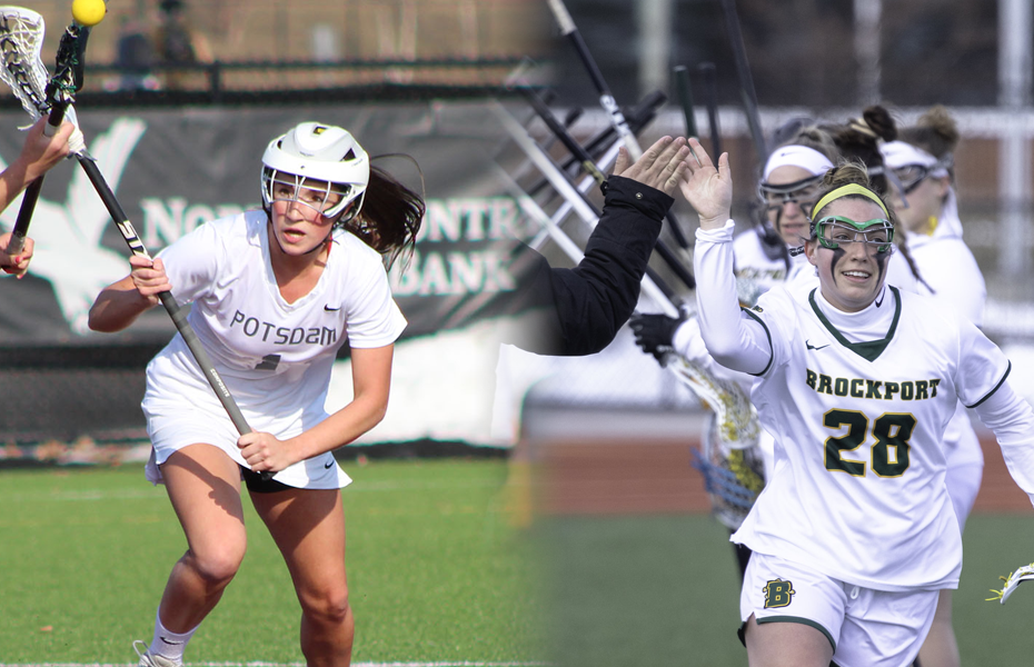 SUNYAC announces weekly women's lacrosse honors