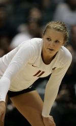 Serving Aces With Volleyball's Katherine Douglas