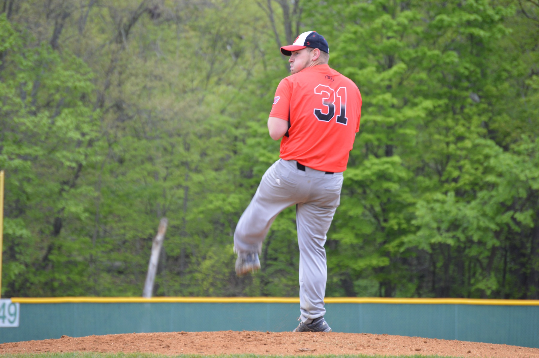 OILERS RALLY TO UPEND BASEBALL