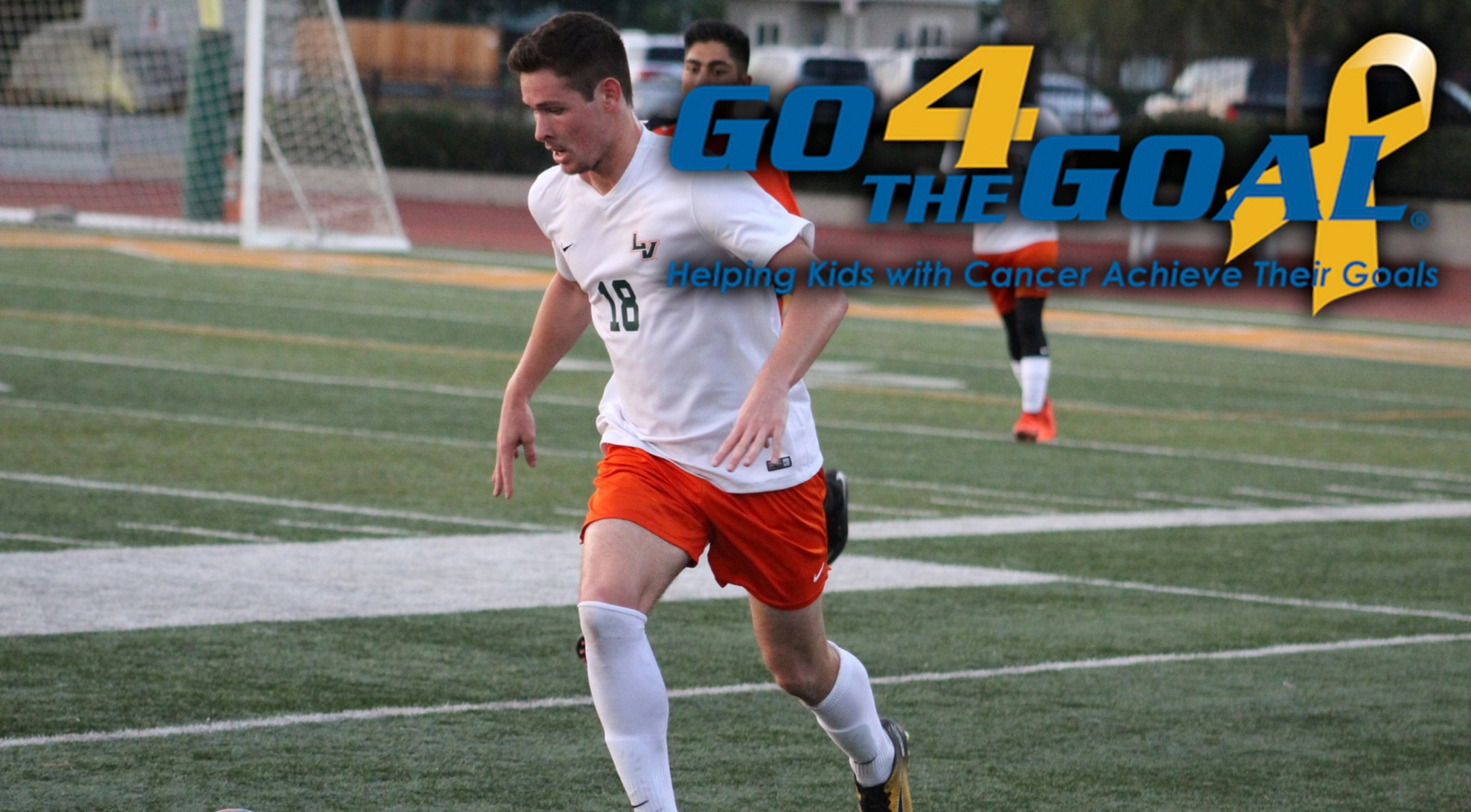Men's Soccer, Sagehens team up to raise awareness for pediatric cancer