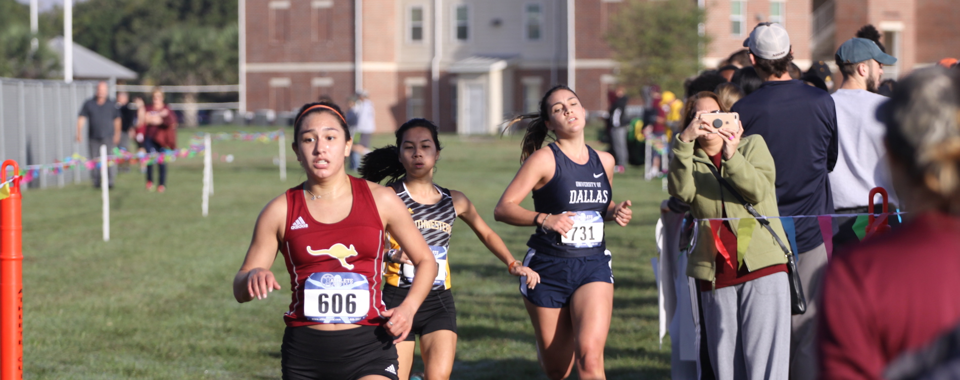 'Roos Place 6th at SCAC Championship Meet