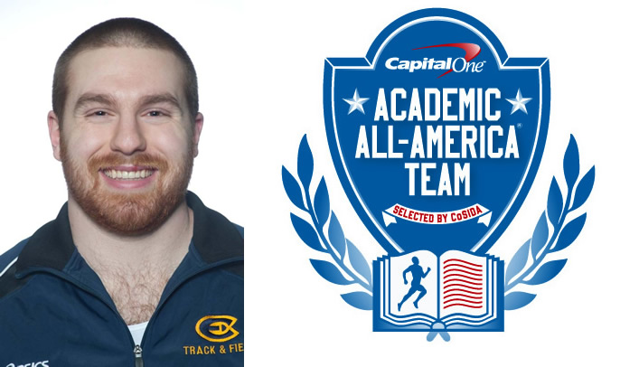 Tyler Genovese Named CoSIDA Academic All-American