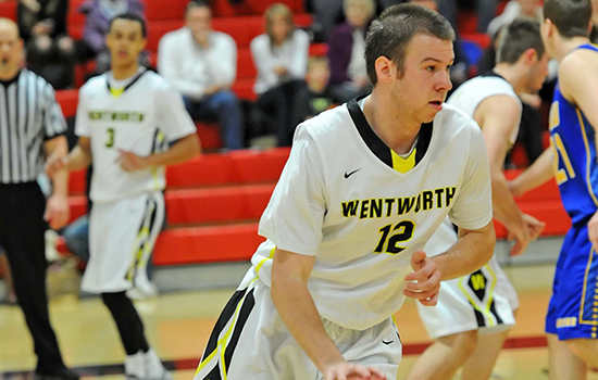 Men's Basketball Rolls Past Curry for Second Straight Win