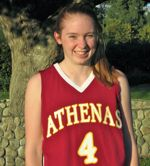 Tenacious Defense Leads the Way for Athenas