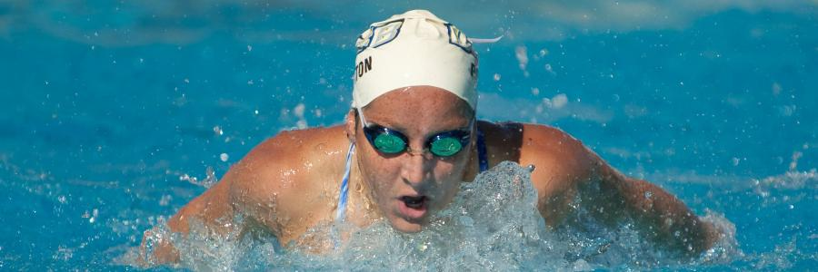 UCSB Defeats UCSD in Dual Meet at Campus Pool