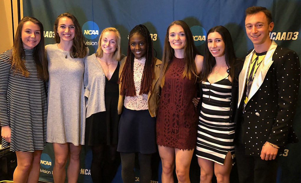 Emory Track & Field Breaks Four School Records on Day One of NCAA Indoor Championships