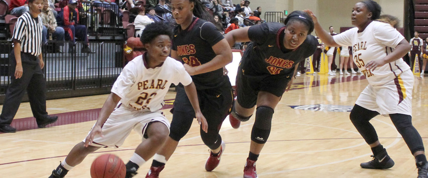 Pearl River Lady Wildcats come up short in loss at Southwest