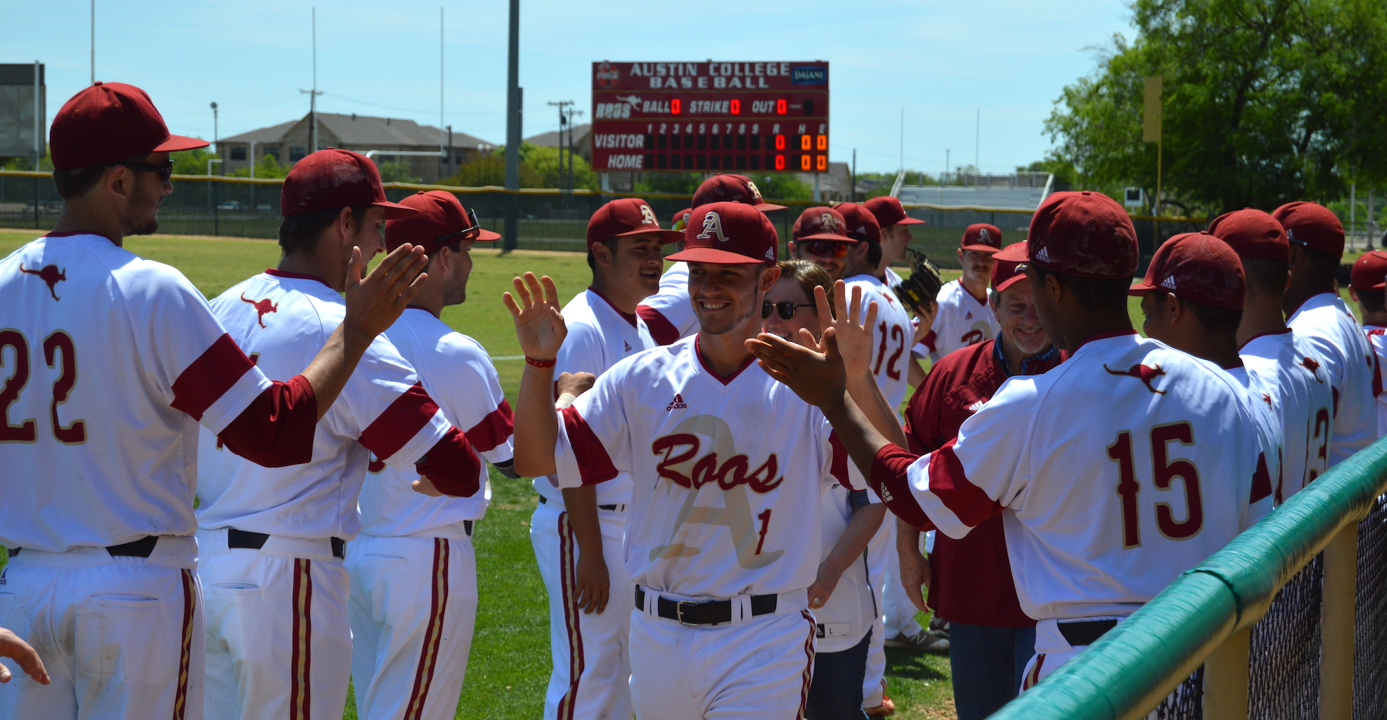 'Roos Drop Two to No. 14 TLU on Senior Day