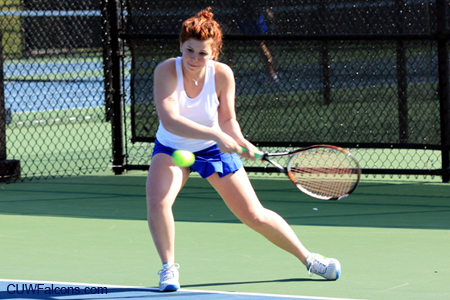 Carthage shuts out Women's Tennis