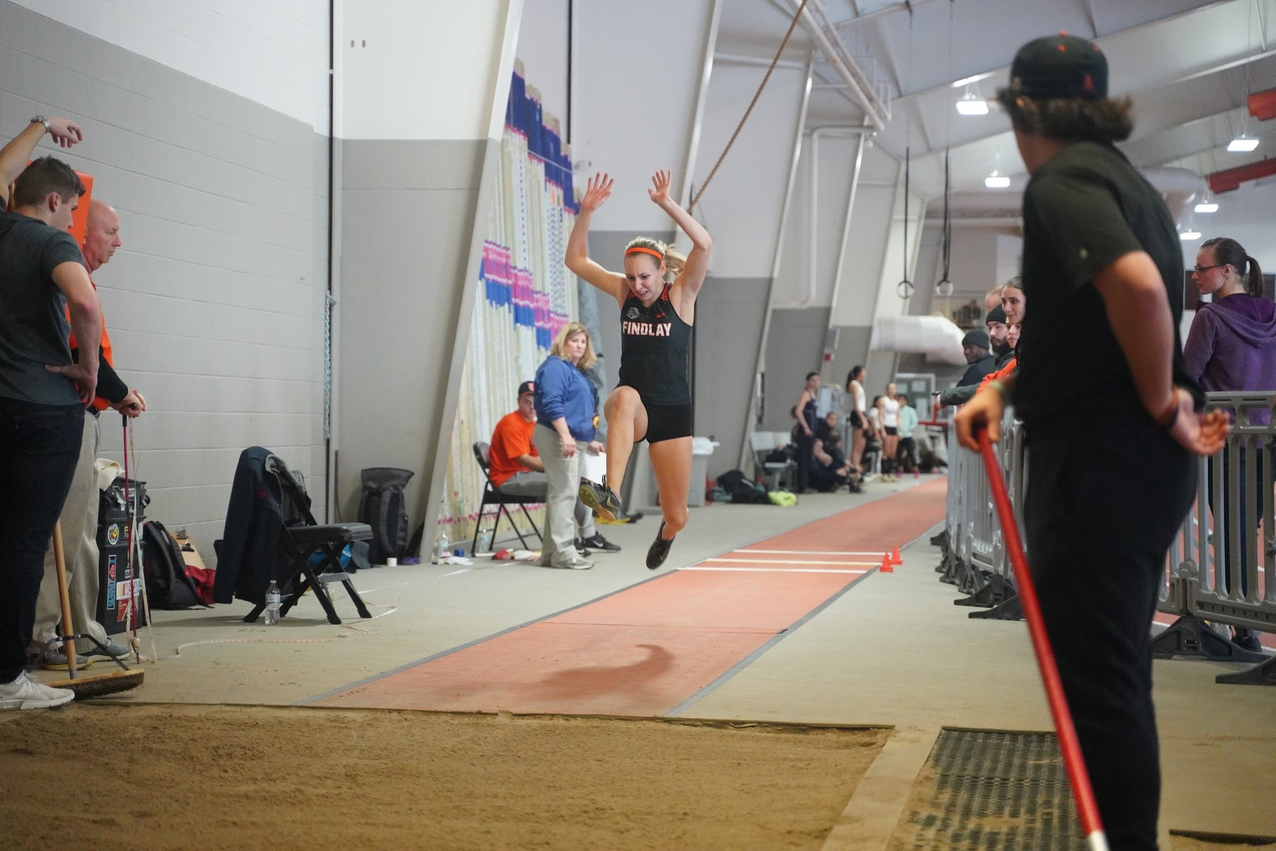 Oilers Compete at Ashland Alumni Open