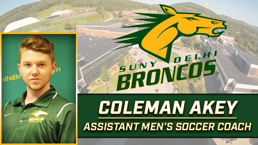 Coleman Akey Joins Men's Soccer Coaching Staff for 2019
