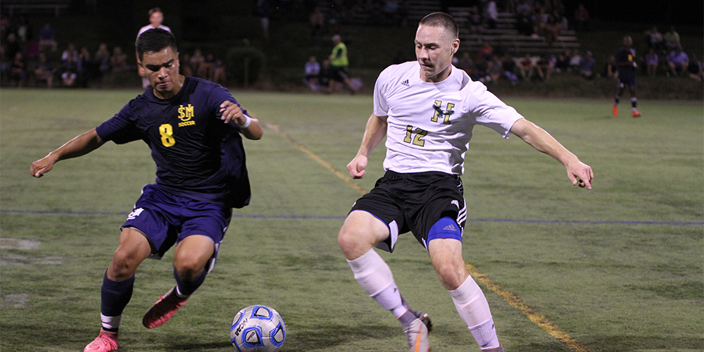 Men's Soccer Defeats Lyndon State, 4-2