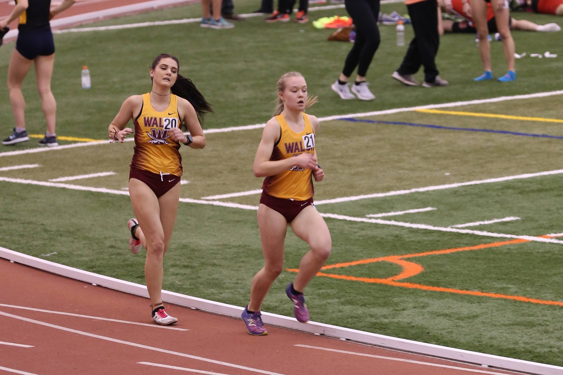 Cavs Have Successful Meet at Mount Union