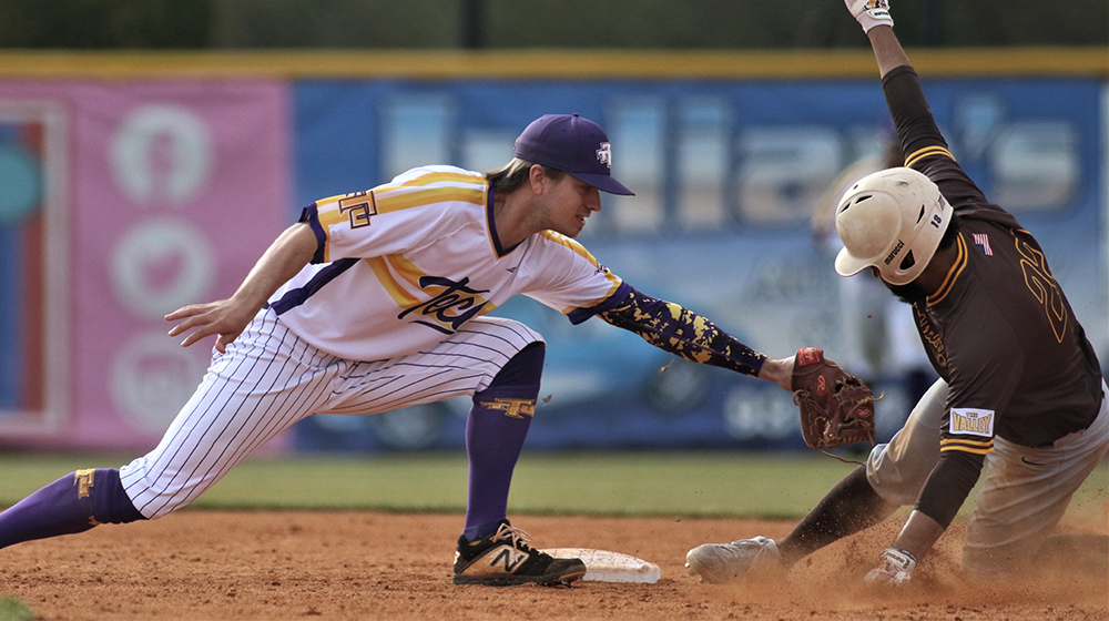 Tech baseball team continues five-game road stretch at Austin Peay