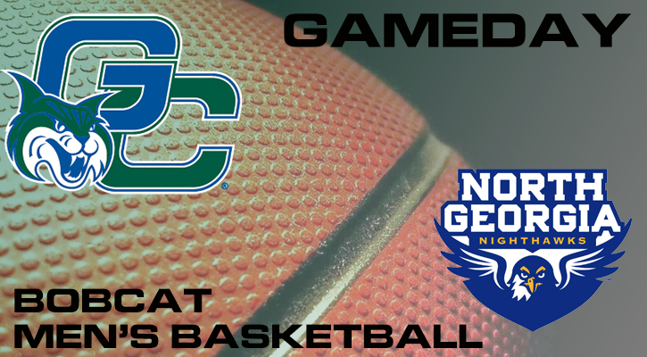 GAMEDAY: Bobcat Men Travel to UNG Wednesday