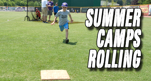 Tennessee Tech campus keeping busy with summer sports camps