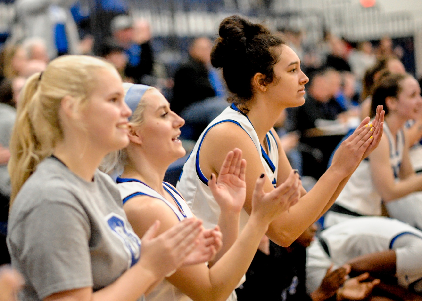 DMACC women's basketball team suffers 86-41 loss