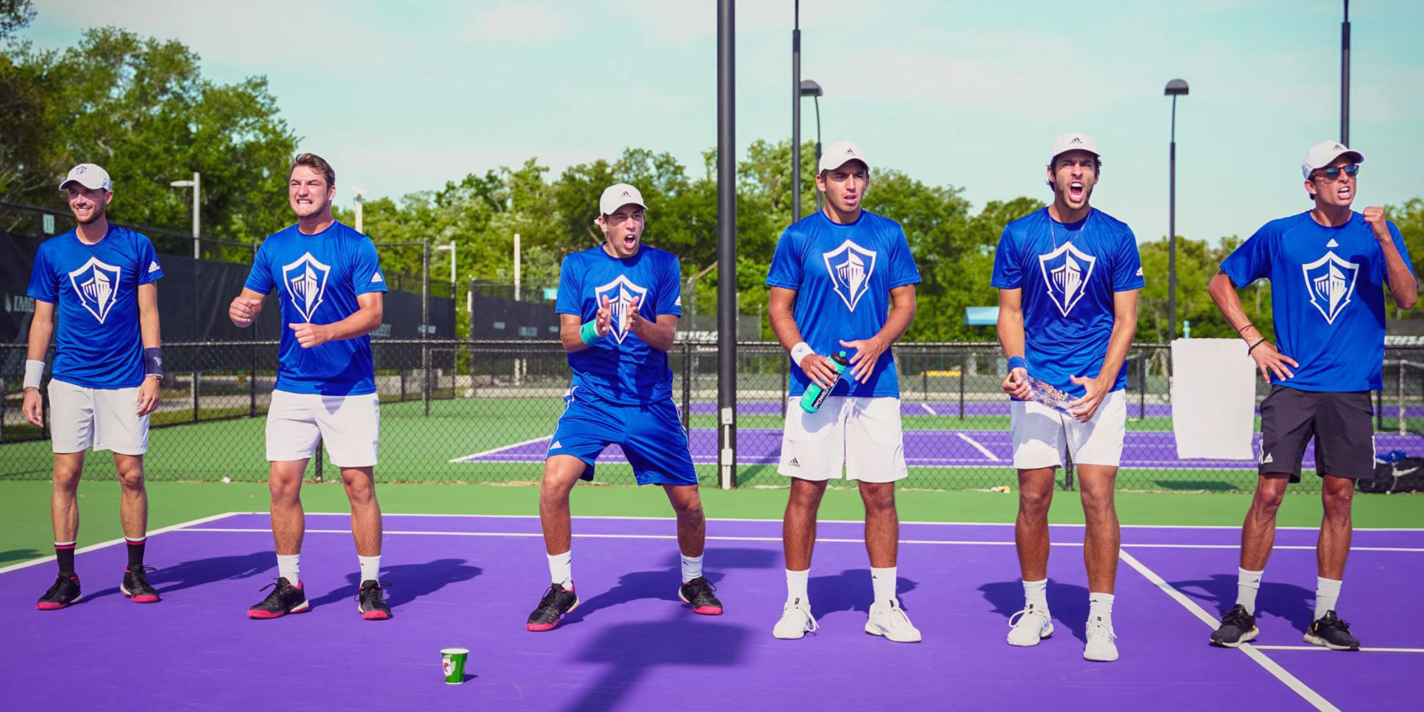 Men's Tennis Closes out 2019 Ranked No. 14