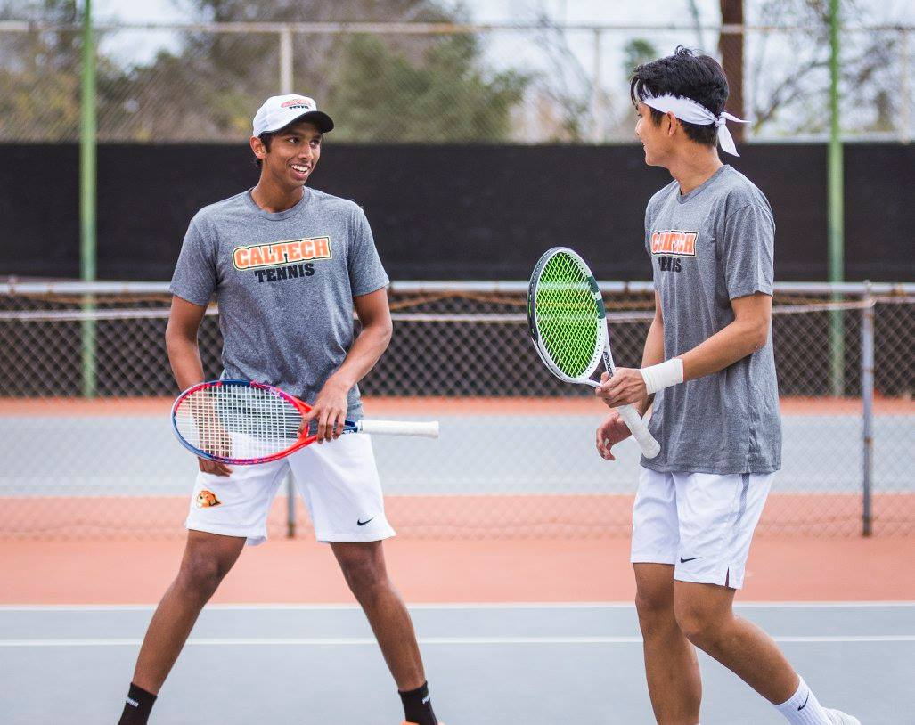 Shanker and Wei to Compete at NCAA Doubles Tournament