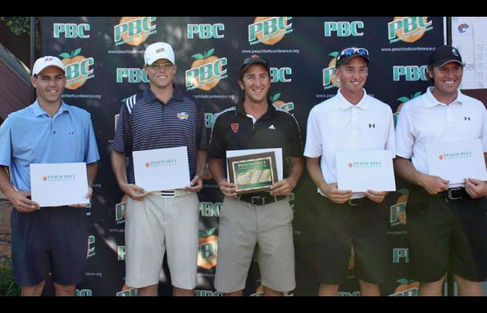 Gibson Earns All-Tournament; Canes Dip to 6th at PBC Championships