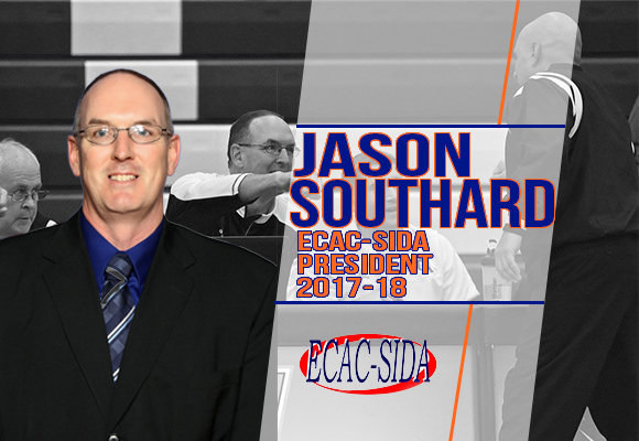 Southard Named President of ECAC-SIDA