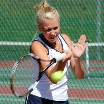Tennis Team Set to Host Youth Clinics