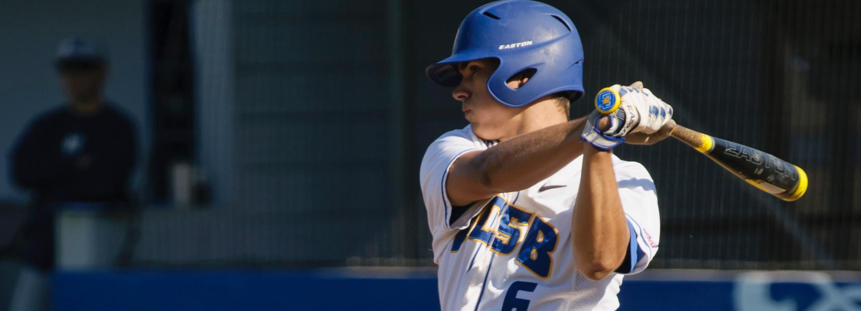 No. 13 UCSB Wins Wild Series Opener at Fifth-Ranked Cal Poly