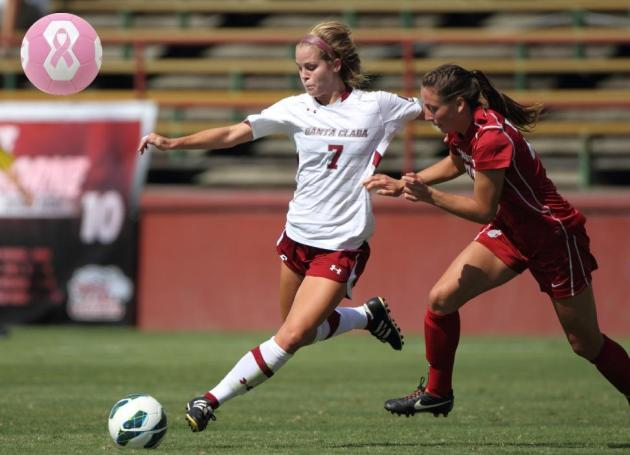 Women's Soccer Set for PINK Match vs. LMU, Visit to No. 17 Pepperdine