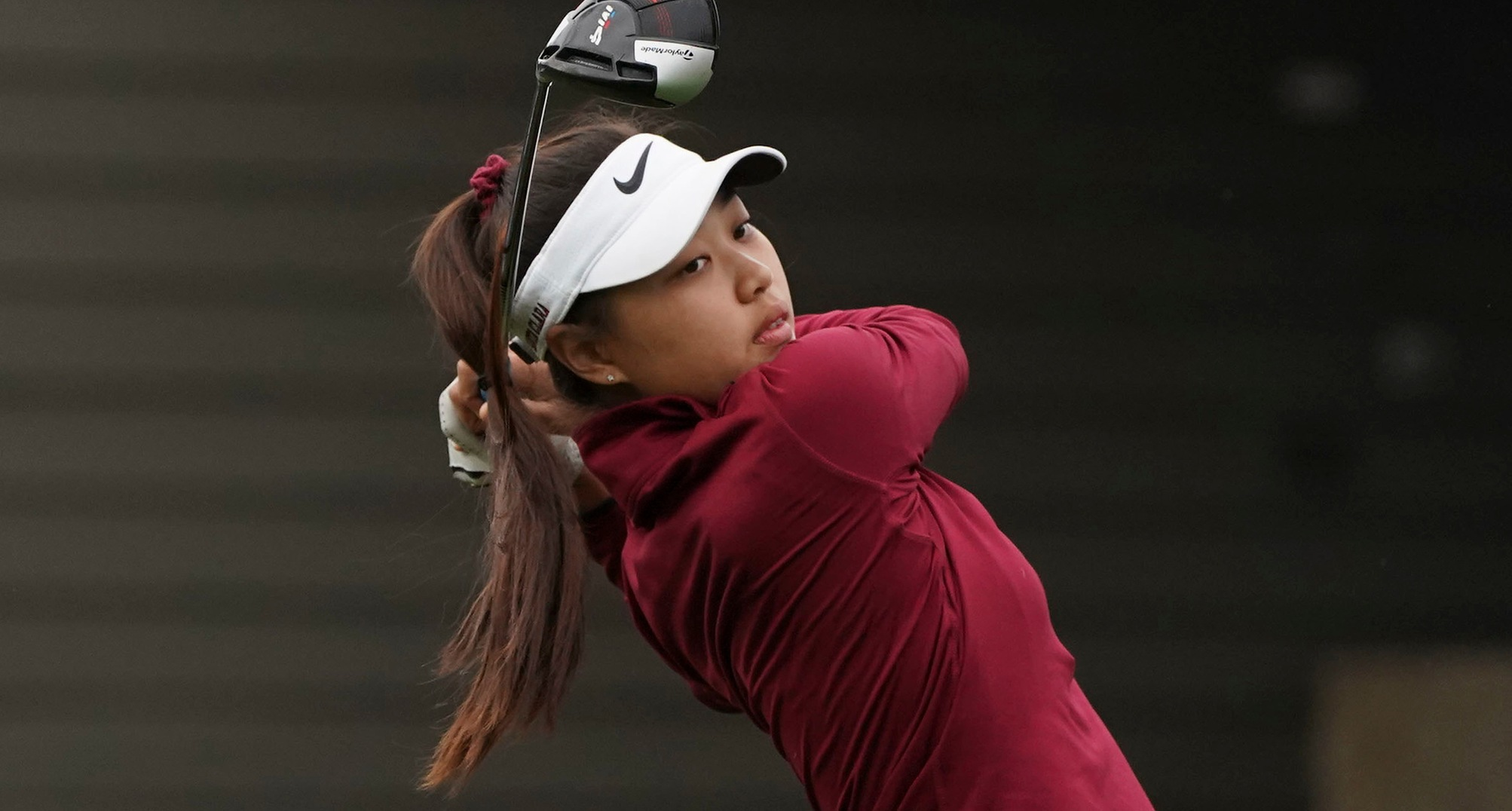 Claire Choi (photo courtesy West Coast Conference)