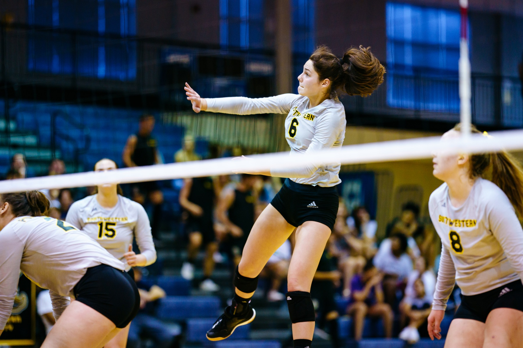 Volleyball Drops Two Matches on the Road