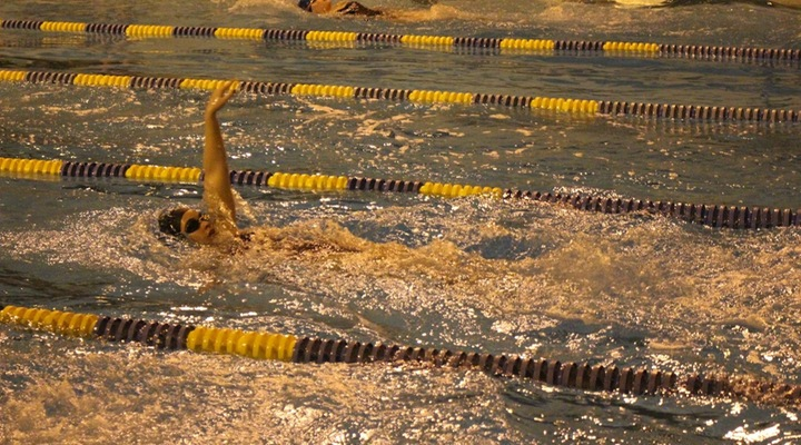 Swimming Starts Off New Year at California University of PA Invite