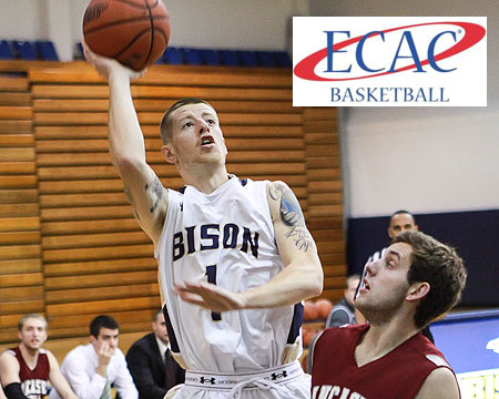 GU's Layton Seeber earns ECAC Division III South Region Player of the Week honors