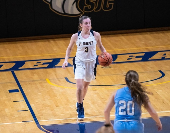 Women's Basketball Suffers Defeat at SJC-BK