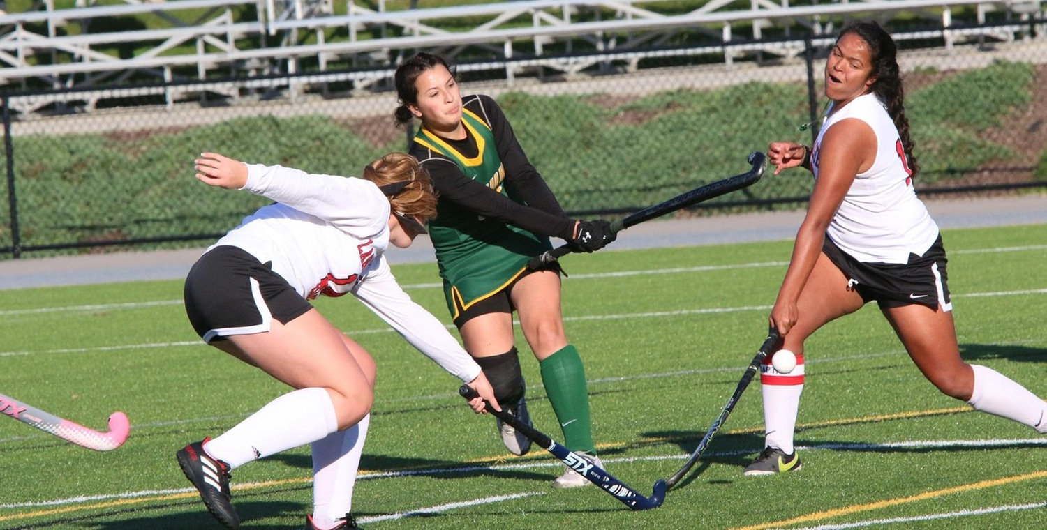 Alyssa Orsino (2) scored three goals as the Wolves defeated the Chargers -- Photo by Ed Webber