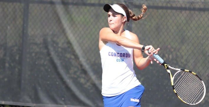 Women's Tennis drops pair of non-conference matches